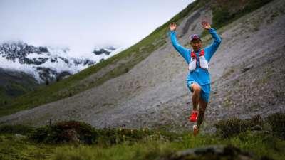 闫龙飞:阿尔卑斯山地马拉松78km挑战自己