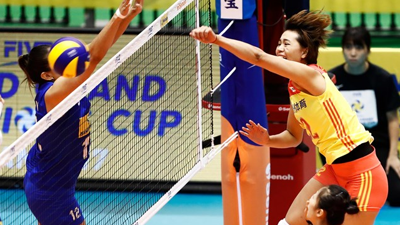 决胜局大逆转 中国女排3-2力克巴西取两连胜