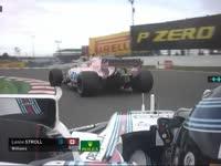 F1日本站排位赛Q1 斯托尔飞驰圈遭印度力量阻挡