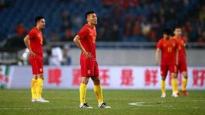 热身赛-武磊屡失良机巴卡1射2传 国足0-4哥伦比亚