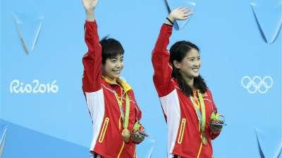 陈若琳:最紧张一次奥运会 可能会退役
