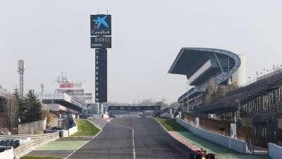 F1冬测第二日开启 最新人员名单新鲜出炉