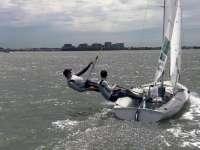吉列体育世界第18集 一堂惊心动魄的帆船课