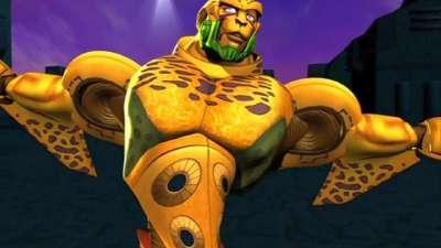变形金刚:猛兽侠08