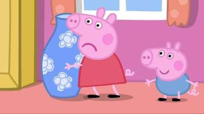 粉红猪小妹 第一季09