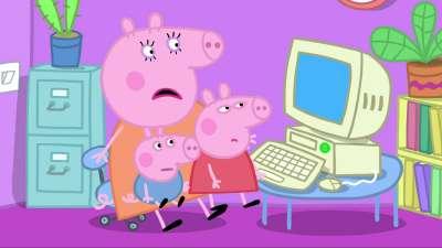 粉红猪小妹 第一季07