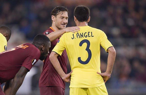 欧联-罗马0-1比利亚雷亚尔 总比分4-1晋级