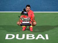 ATP杂志3月第1期 瓦林卡夺迪拜冠军
