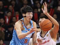 周琦正式宣布参加选秀 或成中国登陆NBA第6人