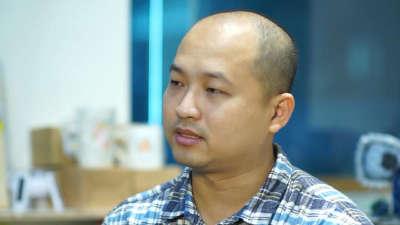 走进深圳留学生创业园 谷歌无人驾驶在美国合法化