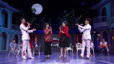 陕北民歌唱响好家庭舞台 导盲犬寄养家庭与狗狗再聚首