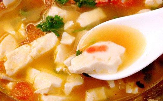 梭子蟹豆腐煲