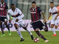 第2轮录播:克罗托内vs热那亚 16/17赛季意甲