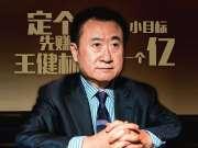 鲁豫有约采访王健林 定个小目标先赚一个亿