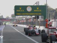 F1意大利站FP1全场回顾(中文解说)