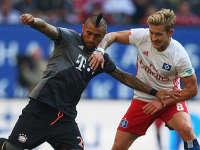 汉堡vs拜仁慕尼黑(上)