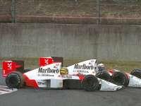 F1日本站历史:1989年塞纳与普罗斯特上演内战巅峰