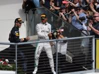 F1美国站正赛集锦:汉密尔顿拿下职业生涯50胜