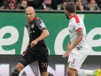 奥格斯堡vs拜仁慕尼黑(下)