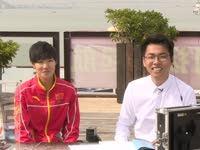 陈佩娜:大帆船项目更考验团队配合 希望师姐的嘉宝女子帆船队取得好成绩