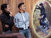 《十二道锋味》20161119:张曼玉骑霆锋肩头街头涂鸦 厨房状况百出谢大厨飚脏话