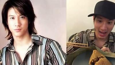 王力宏一件衬衣穿14年
