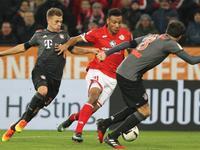 美因茨vs拜仁慕尼黑(上)