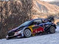 WRC蒙特卡洛站米其林集锦:奥吉尔为新东家雪中夺冠