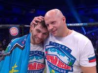 Bellator172全场集锦  菲多爱徒地面砸拳狂殴对手