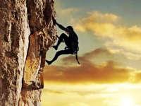 享受飞檐走壁的快感 用攀岩的视角看世界