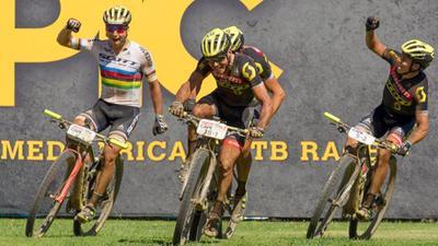 Cape Epic第4赛段 黄衫状态不佳领先优势被缩小