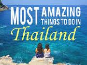 去泰国必须体验的事!不然你就白去了!