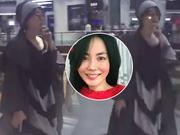 网友迪拜偶遇王菲  天后贵妇打扮自带气场