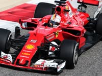 2017赛季F1巴林站第二次自由练习赛 全场录播