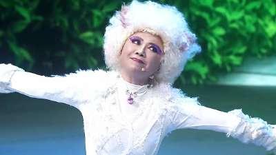 第3期预告:老艺术家集体撒娇 蔡明扮猫女郎
