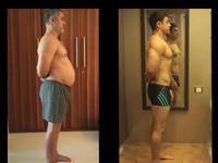 超震撼阿米尔-汗训练视频 从蹒跚胖子到肌肉猛男