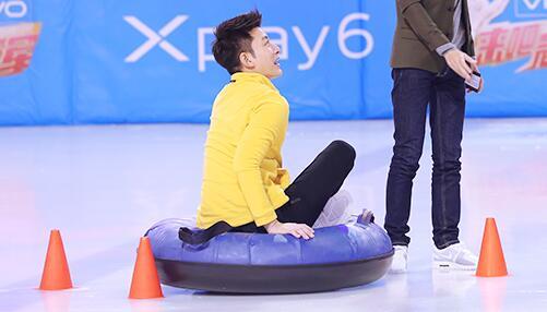 《来吧冠军》第二季—《来吧冠军2》第2期:贾乃亮秀冰上特技 宋茜挑战速滑冠军