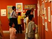 """""""我是小小艺术家""""国际少儿艺术交流展盛大展出"""