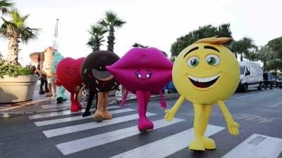 《表情奇幻冒险》Emoji表情亮相戛纳 开启奇妙酷炫之旅