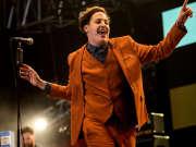 荷兰独立摇滚团The Ten Bells 2017荷兰Pinkpop音乐节