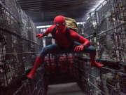 《蜘蛛侠:英雄归来》香港宣传片  蜘蛛侠现身香港