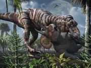 侏罗纪格斗04:迅猛龙大战霸王龙