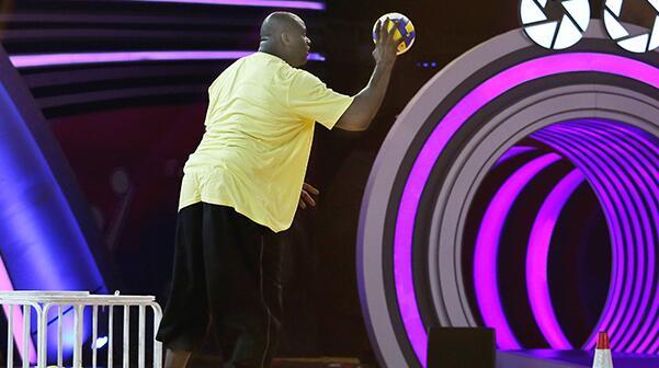 《来吧冠军》第二季—传送带投篮积分赛