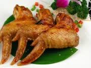 泰式香茅蒜香烤鸡翅