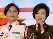 《超强音浪》20171001:军旅歌手白雪顾莉雅做客节目