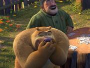 """《熊出没·变形记》发""""父与子""""温情预告 大年初一回家过年"""