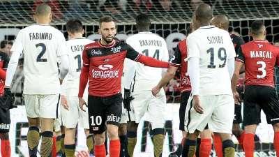 法甲-格利克破门法比尼奥点射 摩纳哥2-1甘冈9轮不败