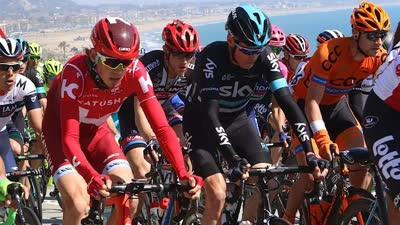 环加泰罗尼亚自行车赛第六赛段全场录播(中文)