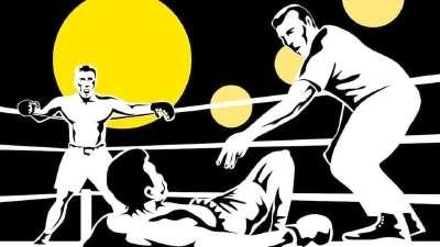 拳击比赛背后的操纵黑幕(二)最简单的方法就是买通裁判