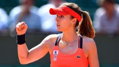 法网-科内特横扫斯特里科娃 晋级第三轮